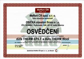 certifikat-Meffert